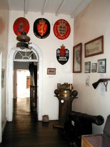 St Helena Museum front room