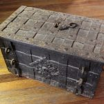 An old St Helena Chest